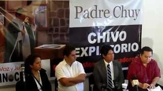 ¡Padre Chuy Chivo Expiatorio! SLP México