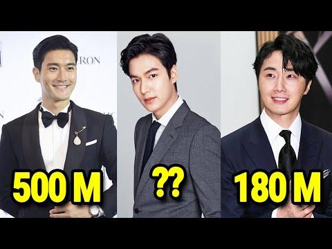 10 Korean Celebrities