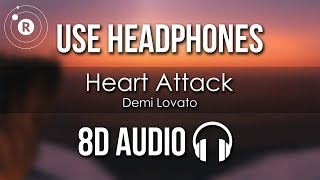 Demi Lovato Heart Attack 8D AUDIO.mp3