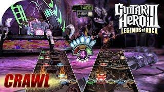"""CRAWL"" by Breaking Benjamin | Guitar Hero 3 Legends of Rock"