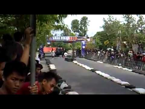 Honda Cs1 Drag at jogja
