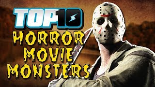 Top 10 Horror Movie Monsters