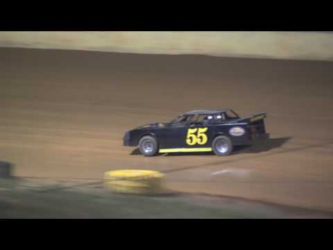 KDRA Super Stock Heat #2 from Ponderosa Speedway, September 30, 2016.