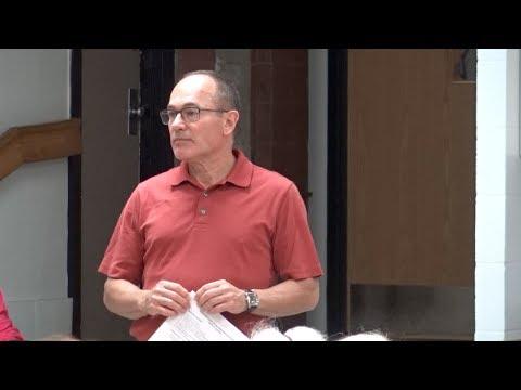 David Kubiak Government Center Garage Update at the NEWRA August 10th, 2017 Meeting