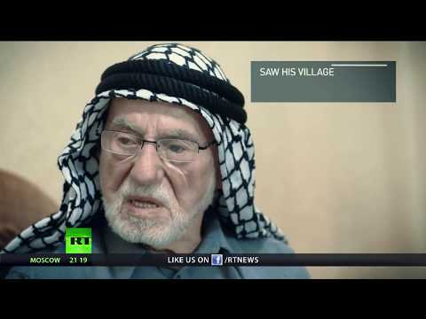 'Peace is beyond the reach of ordinary people' – 97yo Palestinian recalls the conflict