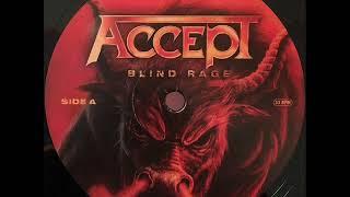 Скачать Accept 2014 Blind Rage Full Album Vinyl Rip 2 LP