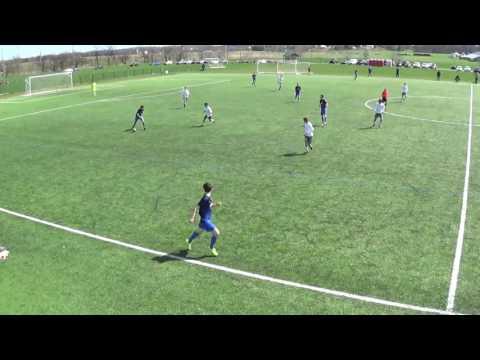 U16 PA Classics vs. Oakwood (Vince Bulzoni PAC #14)