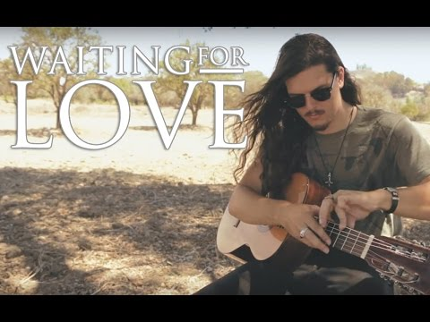 Waiting For Love - Avicii - Sam Meador Percussive Guitar Cover