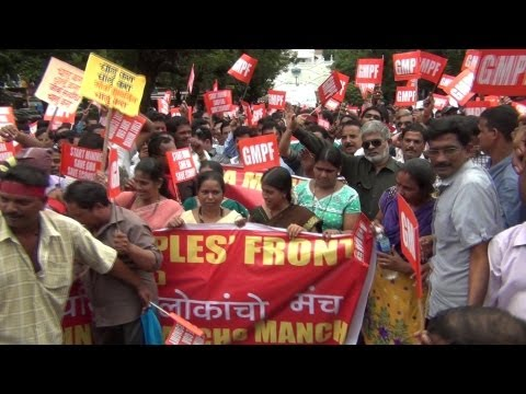 MASSIVE RALLY TO PROTEST AGAINST BAN ON MINING