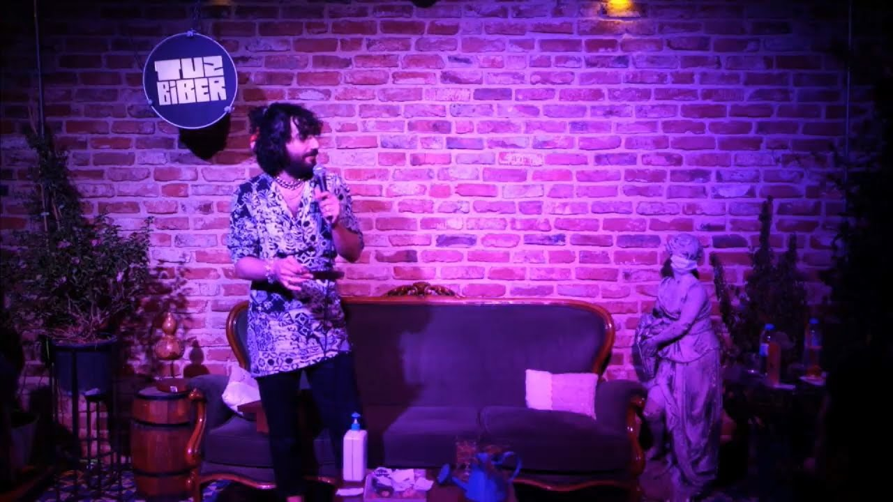 Tutkum Boğuşmak Show - Huysuz Virjin Anısına