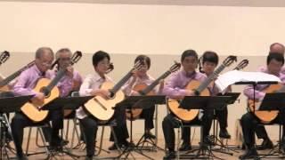 2013年10月19日 西神ギターアンサンブルコンサート 「午後のひとと...