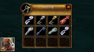 Old Dungeon Keys - Time Warp Episode 16