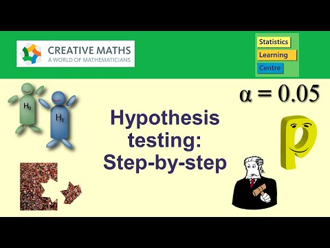 Hypothesis tests, p-value - Statistics Help