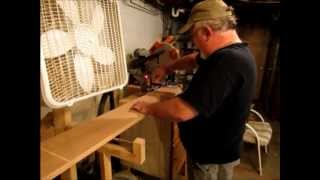 Wall Hanging Tool Cabinet Part 1