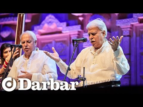 Monsoon Khayal | Raag Megh | Pandits Rajan & Sajan | Music of India