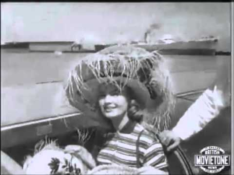 s s  Homeric   Home Lines   Fashion for the Holidays   Original footage