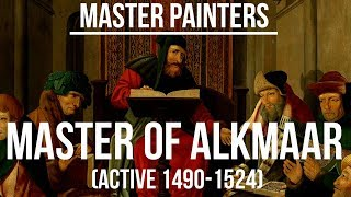 Master of Alkmaar (active 1490-1524) A collection of paintings 4K