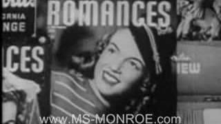 Rare 1964 Interview with Marilyn Monroe's First Agents