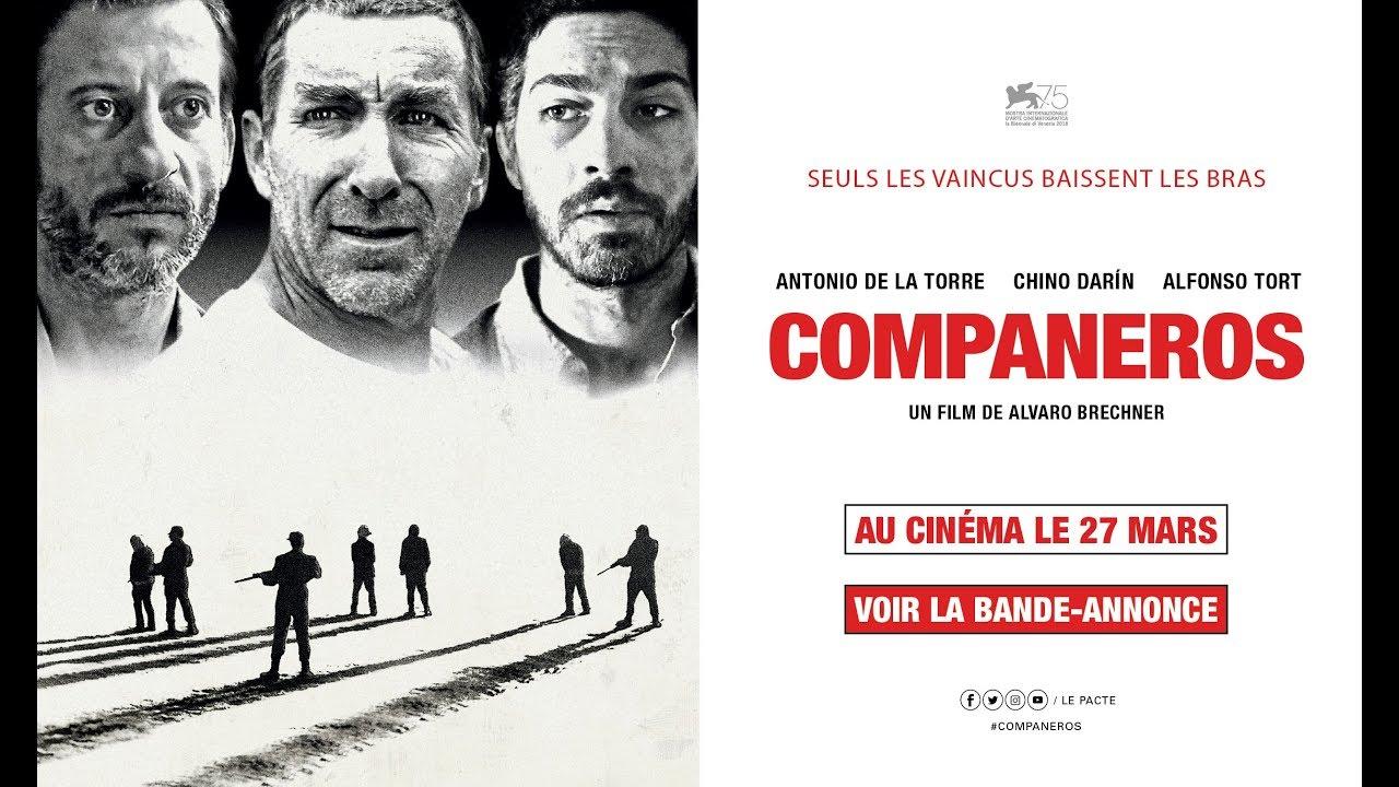 BANDE ANNONCE - COMPANEROS
