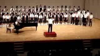 手紙 アンジェラアキ ソプラノ アルト テノールの三部合唱です。 私は一...