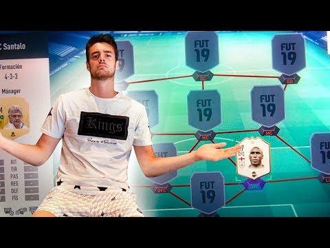 EL EQUIPO DEFINITIVO DE FIFA 19!!