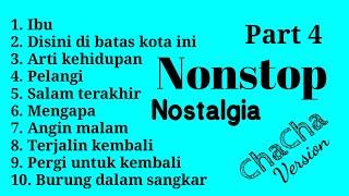 NONSTOP NOSTALGIA VOLUME 4 | COVER CHACHA