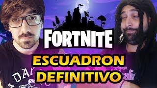 Video de EL ESCUADRON DEFINITIVO | FORNITE CON BERSGAMER