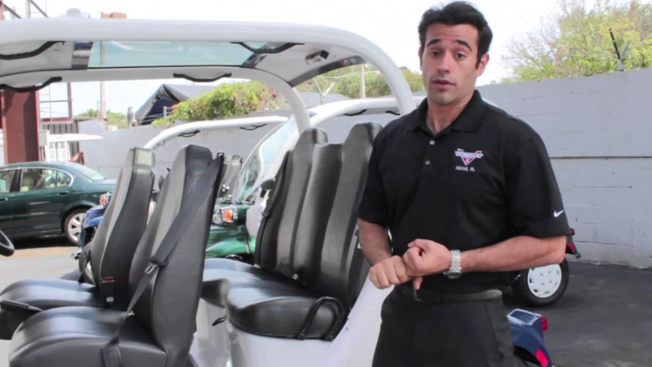 Go Auto Electric Gem E4 Walkaround For Nova University