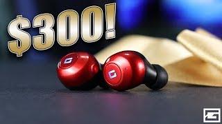 $300 Luxury True Wireless Earbuds? : Qdash Air 52 REVIEW