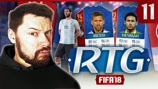 MY BEST PACK LUCK EVER!! - FIFA 18 Road to World Cup #11