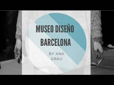 Museo Diseño Barcelona // Barcelona Museum of Design