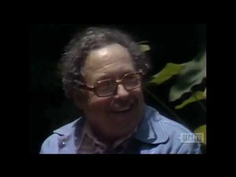 Tennessee Williams--Rare TV Interview