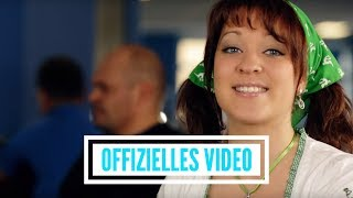 Carina - Koaner is' so schee (...wie Andreas Gabalier) (Offizielles Video)