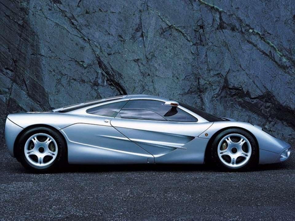 3276. mclaren f1 clinic model 1992 (prototype car) - youtube