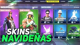 *SKINS NAVIDEIANS* Which one do you like best? FORTNITE STORE January 14