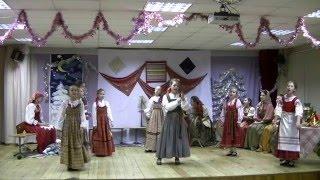 На златом крыльце - Рождественский концерт