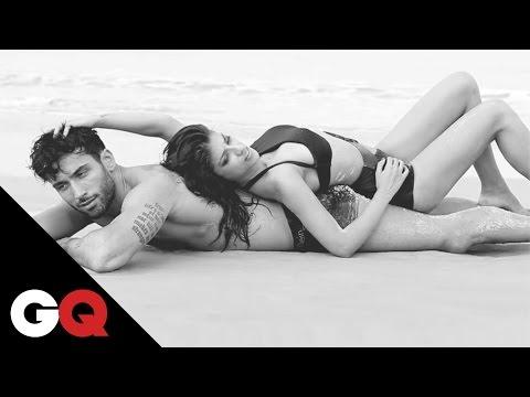 Born To Be Wild Feat. Carla Dennis & Iqbal Gran   Exclusive Photoshoot    GQ India