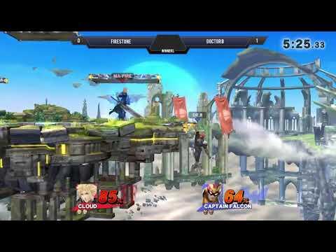Neutral B #42 - Firestone (Cloud) Vs. Doctor B (Falcon) Winners R3