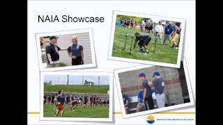 NCEA Keep Playing Being Recruited Play NAIA College Sports Webinar 120914