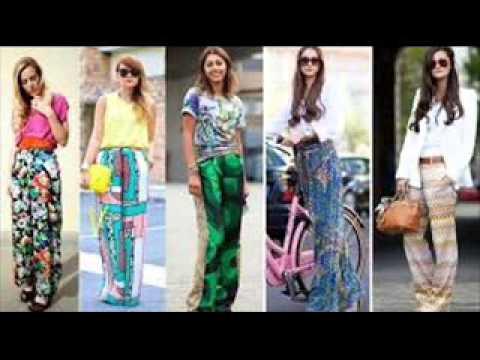 Looks Con Pantalones Anchos By Fashionistas