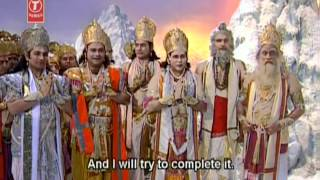 Shiv Mahapuran with English Subtitles - Episode 16 I Bali Yagya