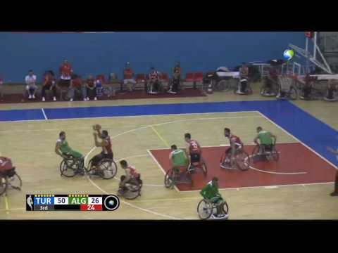 Turkey v Algeria SECOND HALF | Wheelchair Basketball