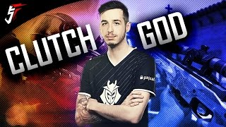 CS:GO - Best kennyS clutches