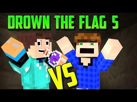Minecraft DROWN THE FLAG 5 - PvP - Capture the Flag [Deutsch] [HD] [GommeHD]