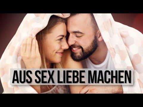 Aus Sex Liebe machen – so geht's!