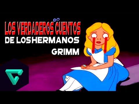 Los Verdaderos Cuentos De Los Hermanos Grimm | Creepypastas De Terror Para No Dormir Reales
