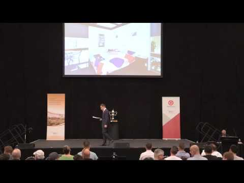2016 Australasian Auctioneering Competition - Justin Nickerson