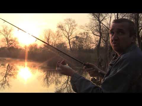 Рыбалка на хортице видео