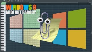 Download Windows 9 Midi Art (Parody) Mp3 and Videos