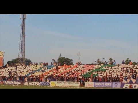 SMM KUDUS: Coreo PRIDE & Anthem Persiku Kudus!